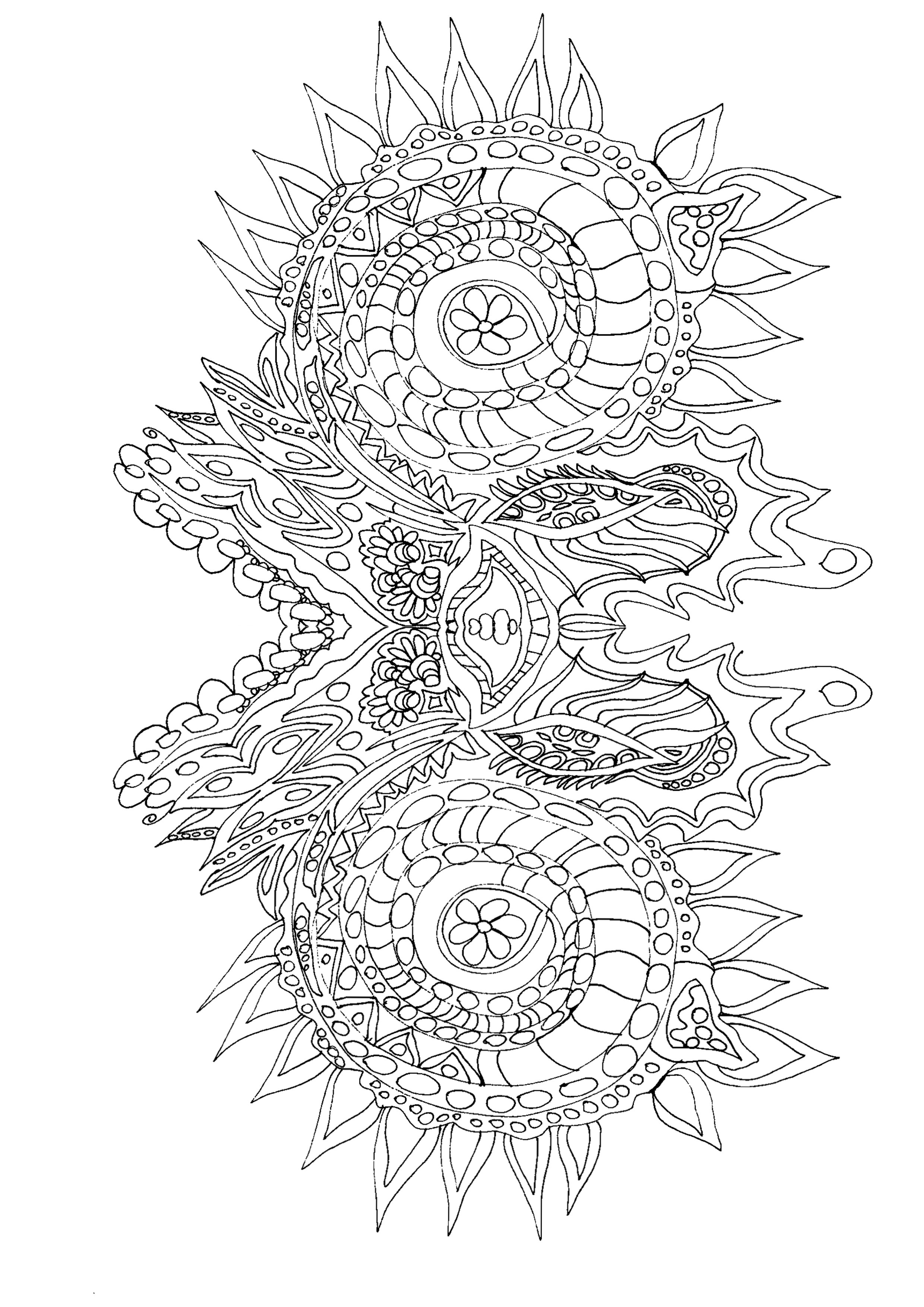 Free Coloring Book Page – 0226