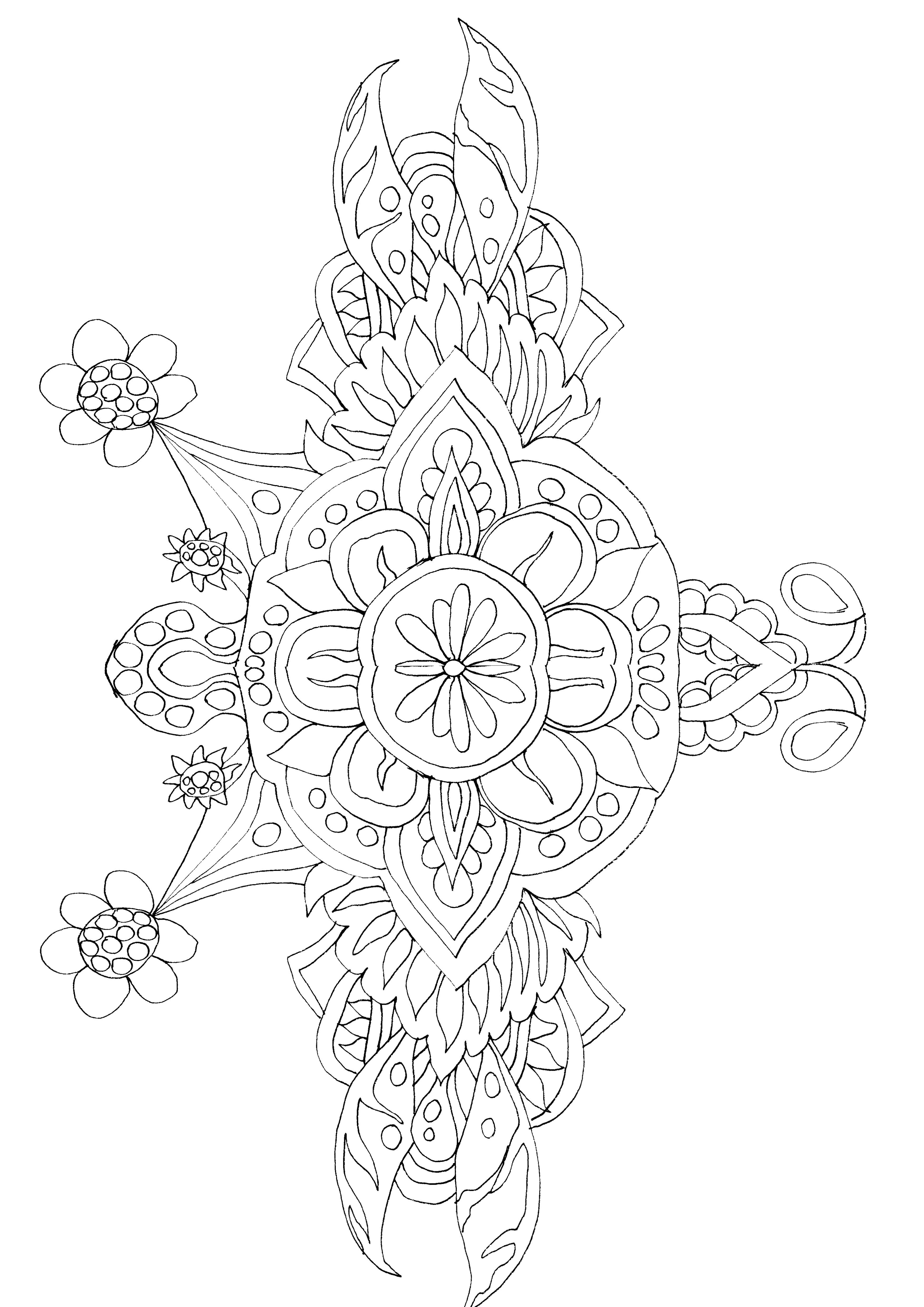 Free Coloring Book Page – 0236