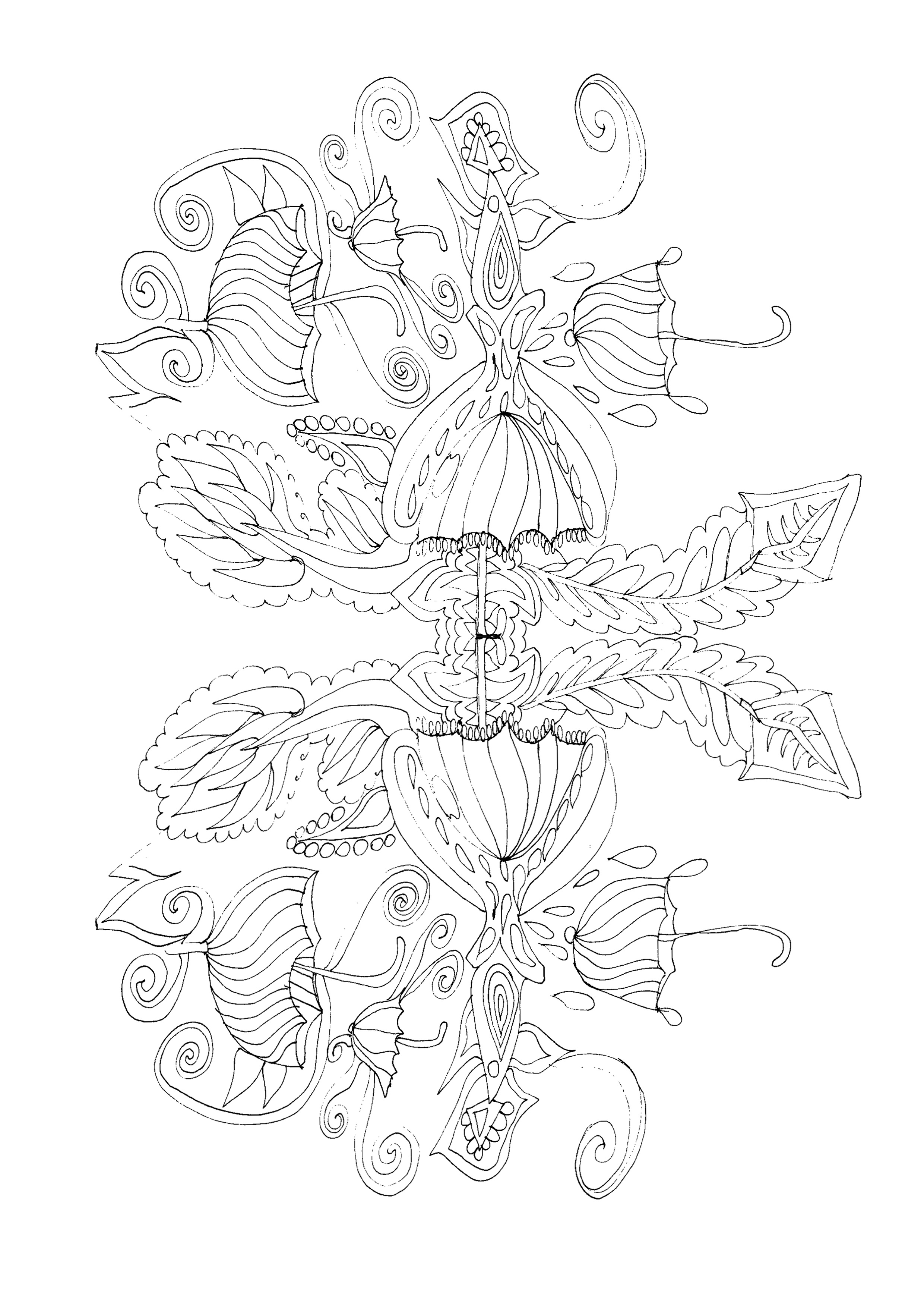 Free Coloring Book Page – 0237
