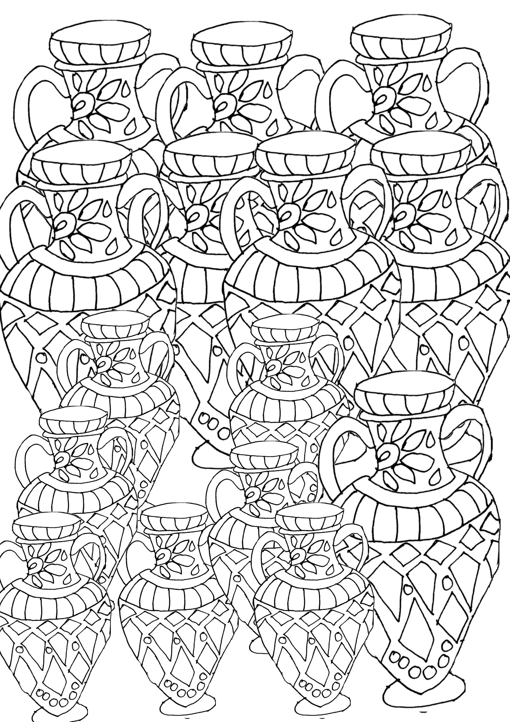 Free Coloring Book Page – 0241
