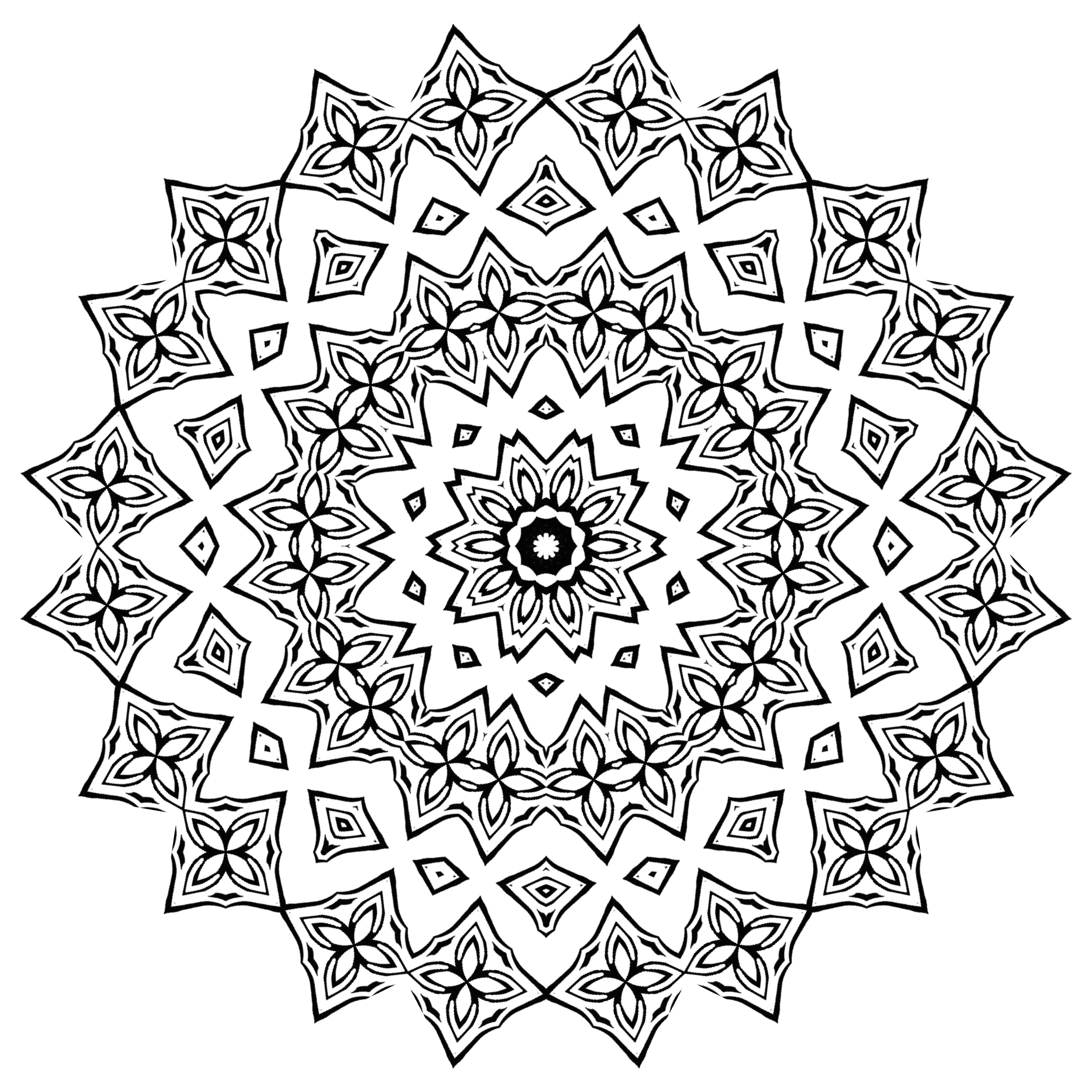 Free Coloring Book Page – 0757