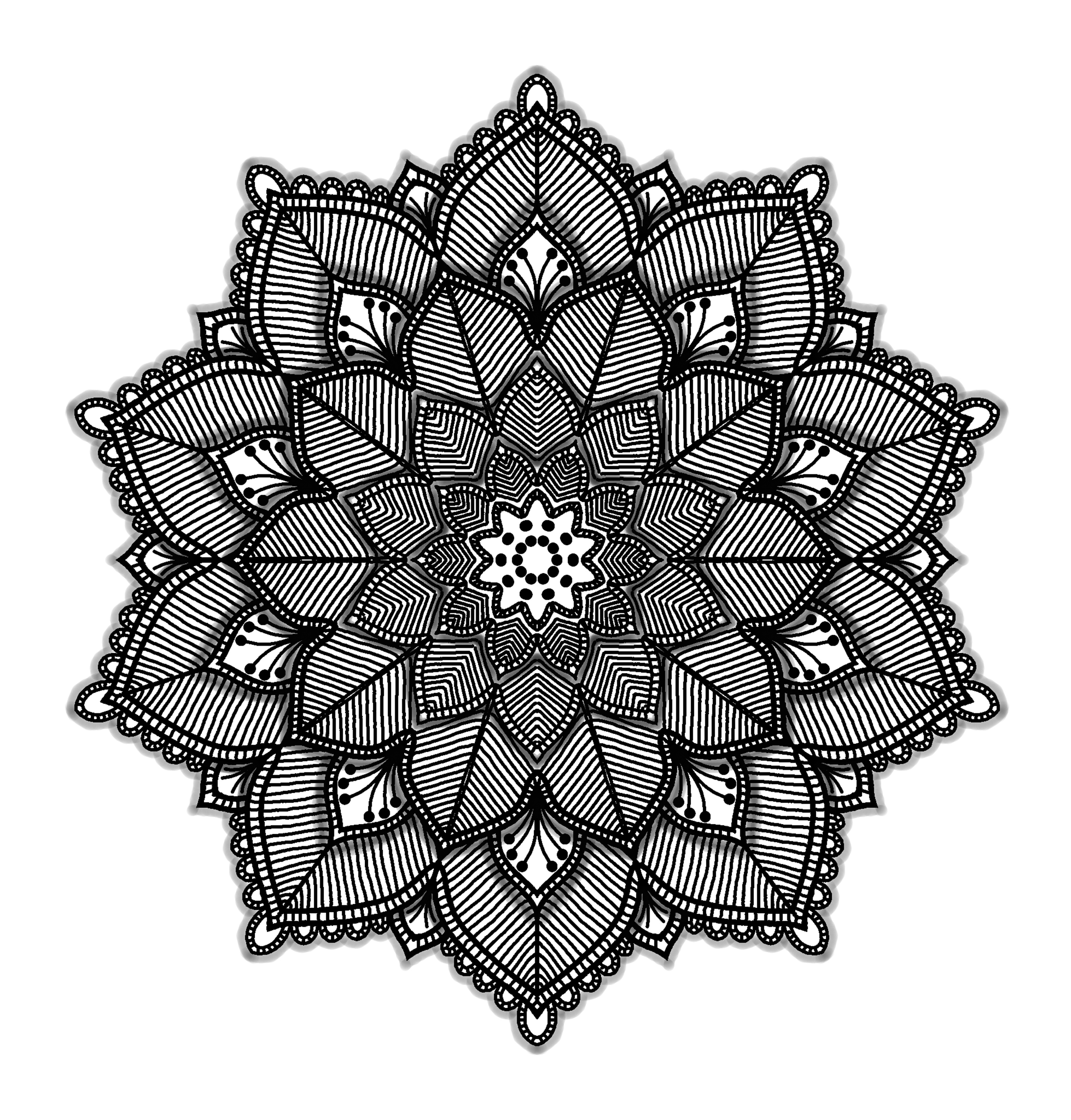 Free Coloring Book Page – 3075